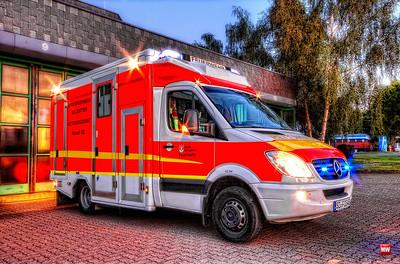 Rettungsdienst Salzgitter