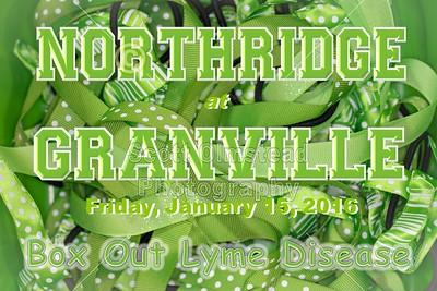 2016 Northridge at Granville (01-15-16) Varsity