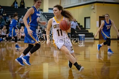 SHHS Ladies Basketball (12-14-2018)