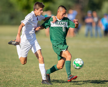 2019-09-17   Boys HS Soccer   Central Dauphin vs. State College