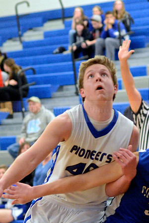 Lampeter-Strasburg Boy's Basketball v. Coc (Dist. Play-In) 2.15.13