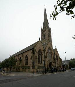 009 - City Centre, Newcastle upon Tyne, Tyne & Wear - UK 2013