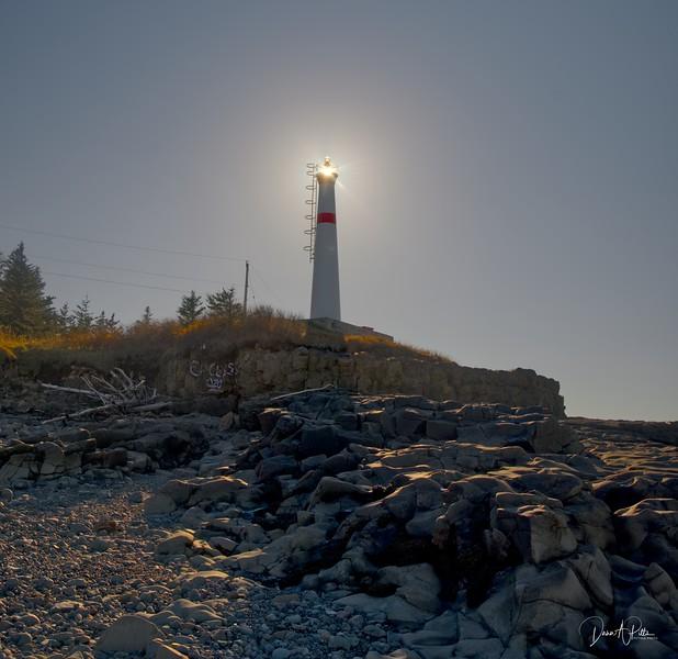 BlackRock Point Lighthouse
