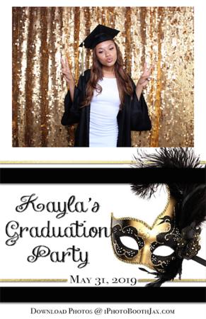 Kayla's Grad Party