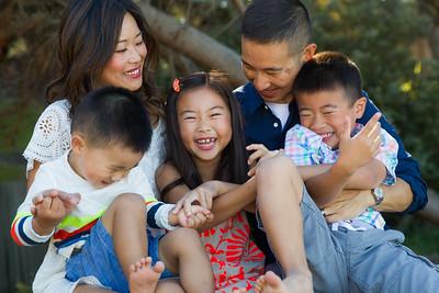 The Tan Family 2016 Mini-Session