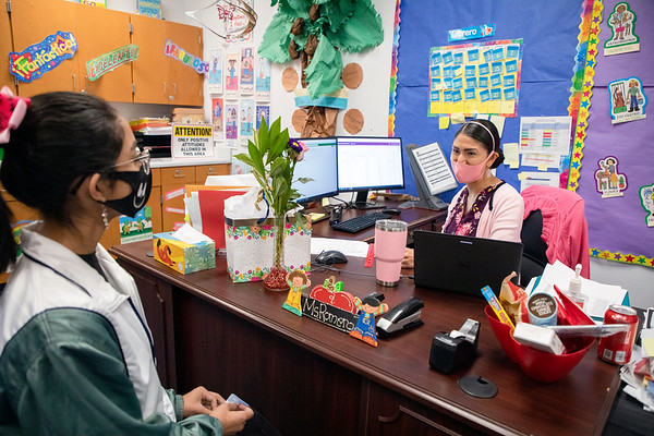 Ms. Romero, Counselor 2021