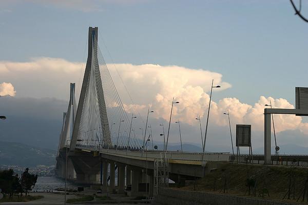 Rio-Antirrio Bridge in Greece - 7/5/2009