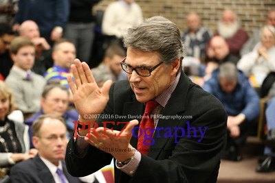 Rick Perry Morningside College 2015