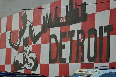 25.5 Mile Mark, Gallery 1 - 2012 Detroit Marathon