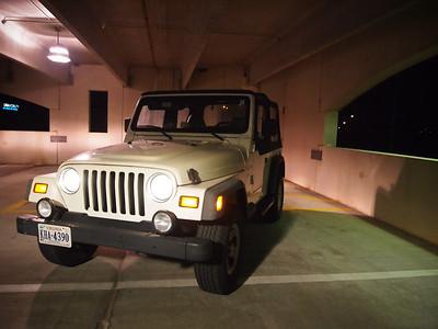 1997 Jeep Wrangler - 4/22/2010