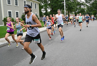 Beverly Homecoming 5K road race 2021