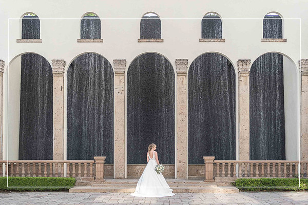 Brooke's Beautiful Bell Tower Bridals in Houston Texas