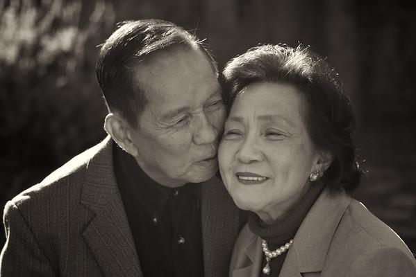 Tito Tus and Tita Neda