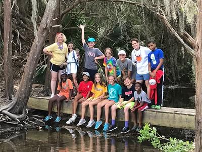 Sixth Grade OE Driftwood 2017