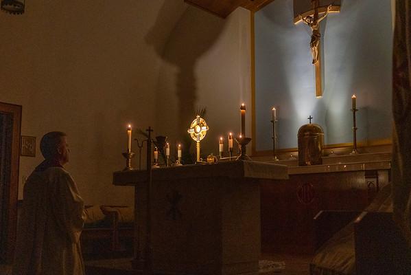 Men's Holy Hour | OLMM | 03.25.21