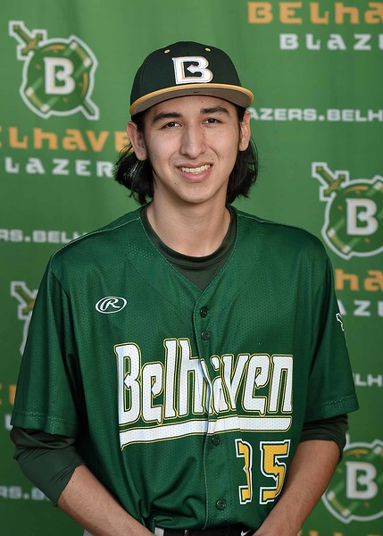 2017 Belhaven University Baseball team