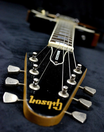 Jeff's guitars