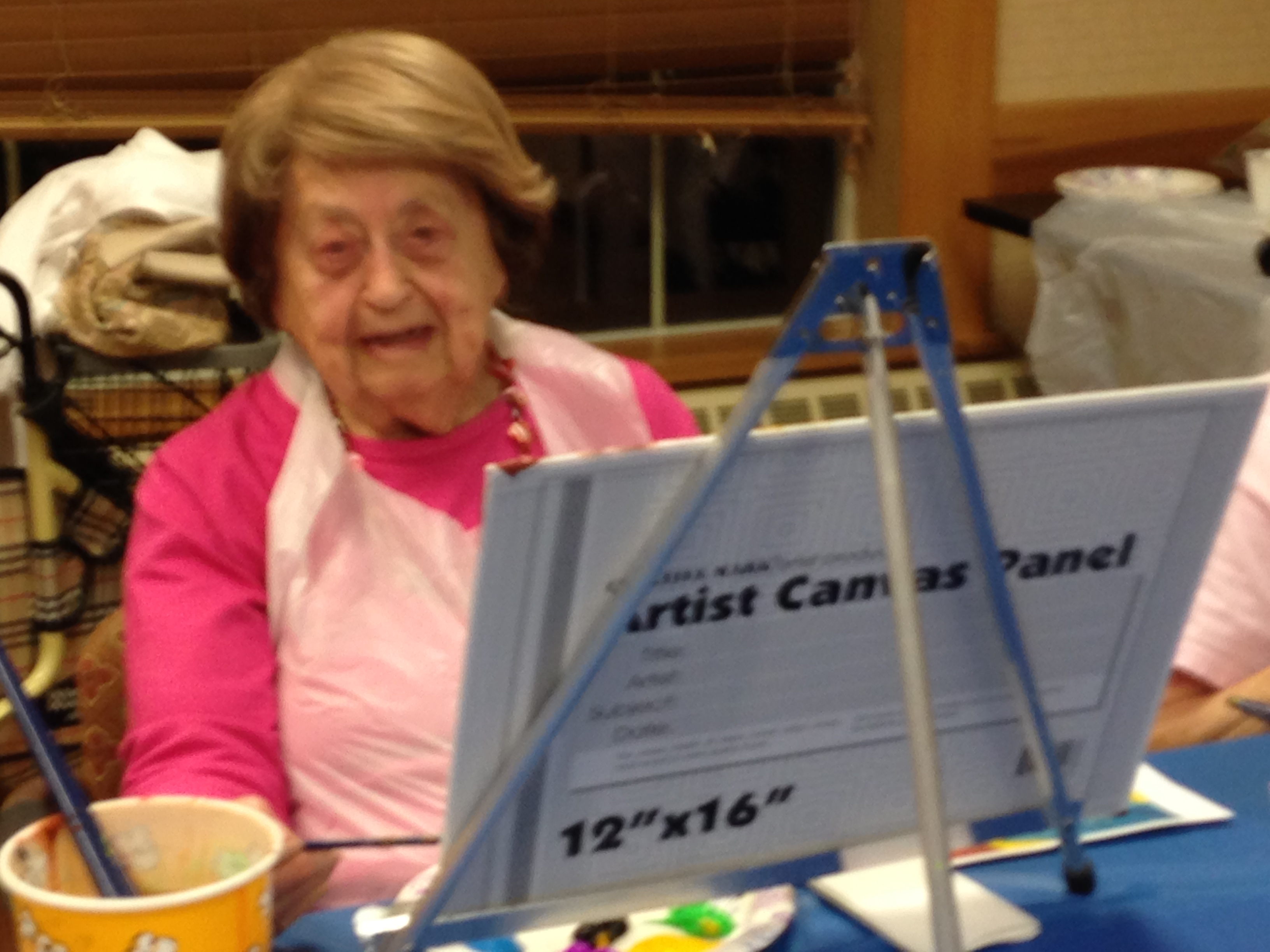 Wiggins Place Painting Party 11-11-2015
