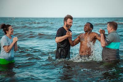Community Church Baptisms - July 2019