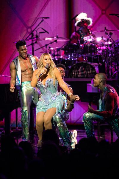 Mariah Carey March 16, 2019