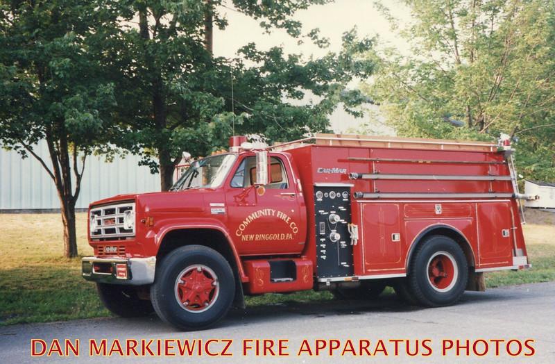 COMMUNITY FIRE CO.