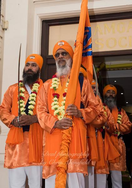April 1st 2017 Sikh Vaisakhi Procession