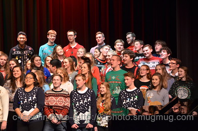 2016 Milton Christmas Choir Concert