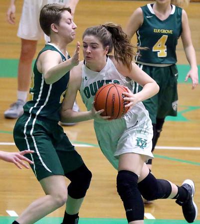 York Girls Basketball vs. Elk Grove