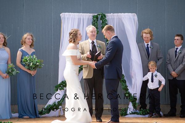 Alyssa + Eli | Wedding