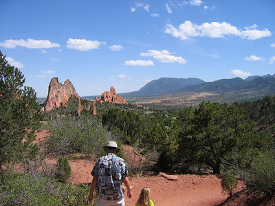 Garden of the Gods - May 2006
