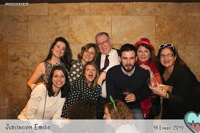Jubilación Emilio18.01.2019 Rte. Don Gil, Albacete