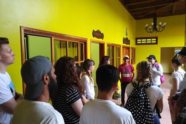 University of Exeter/Edinburgh Legal Empowerment Brigade - Honduras June/July 2018