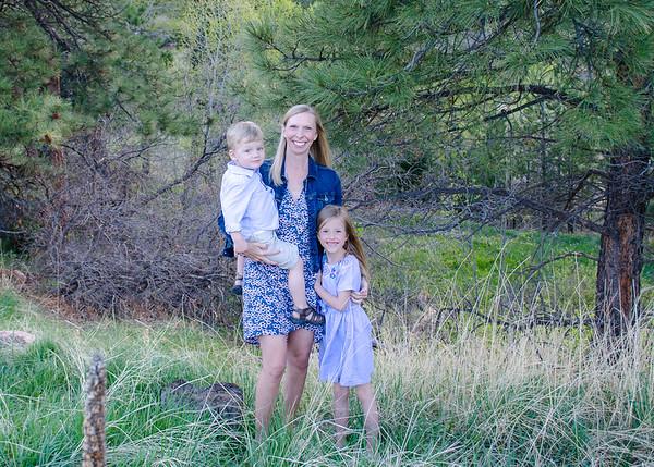 Paige & kids
