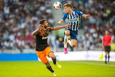 Brighton 2-1 Valencia