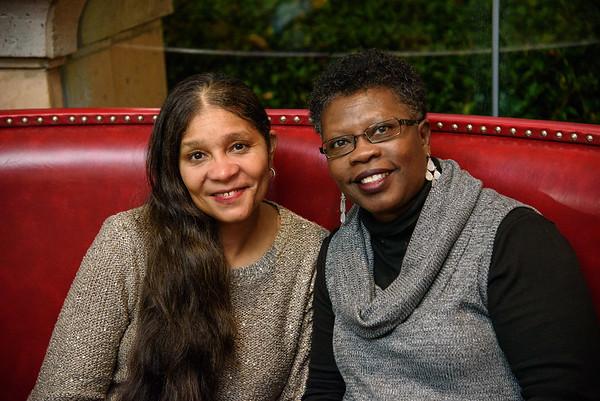 Trina & Bernice Birthday Dinner  120516