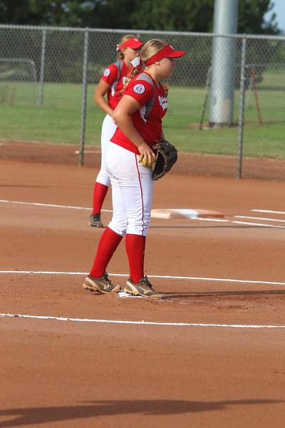Bracket Play Game #2 - Regional Babe Ruth Softball 16U Tourney
