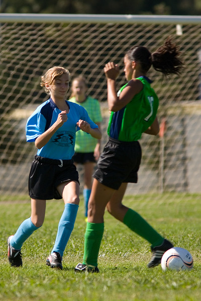 Week 4: Girl's MYSA U15
