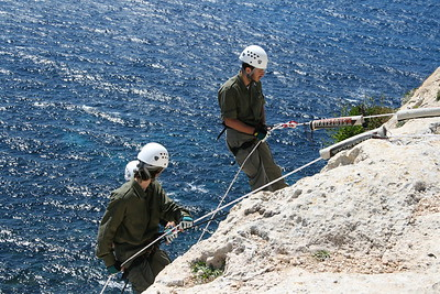 Abseiling Training Camp