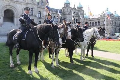 BC Law Enforcement Memorial - 24 September 2017