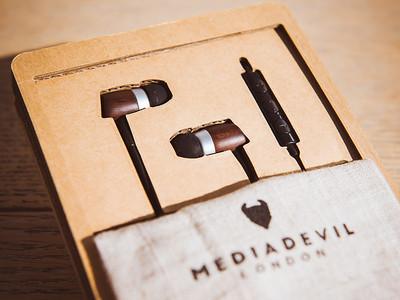 Mediadevil - Ingenia earphones