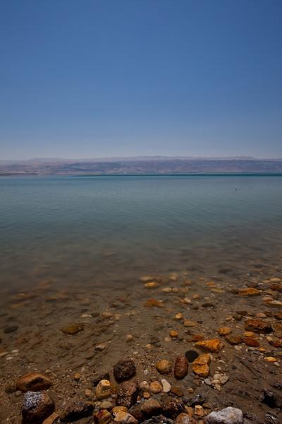 Dead Sea, Israeli Side