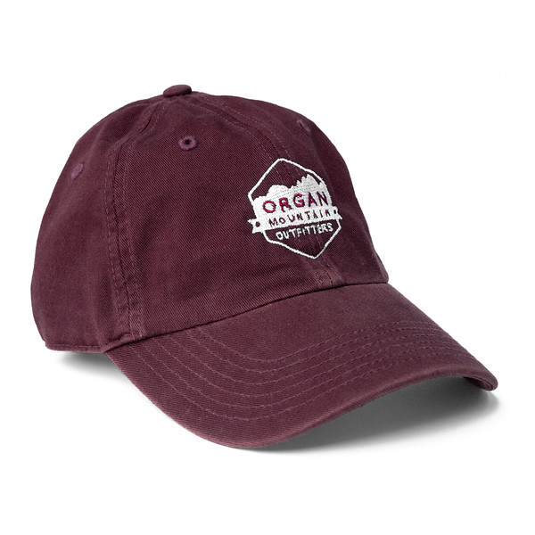 Outdoor Apparel - Organ Mountain Outfitters - Hat - Dad Cap Classic Logo - True Aggie.jpg