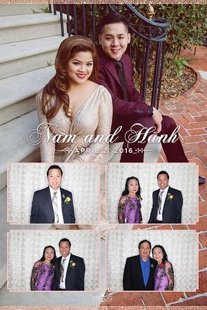 Nam & Hanh (prints)