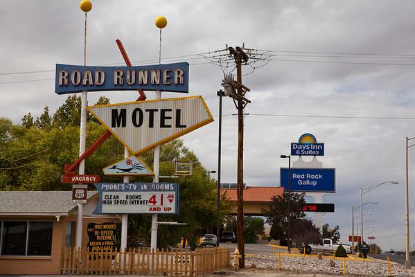 Historic Route 66 Gallup Grants & Santa Rosa NM