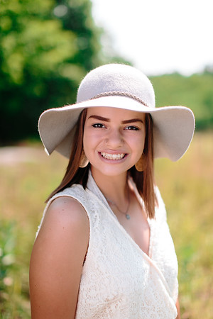 Emily | Maine Senior Portraits