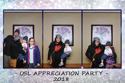 OSL Appreciation Party 2018