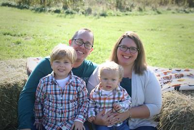 10-14-18 Gardner Family Fall Mini