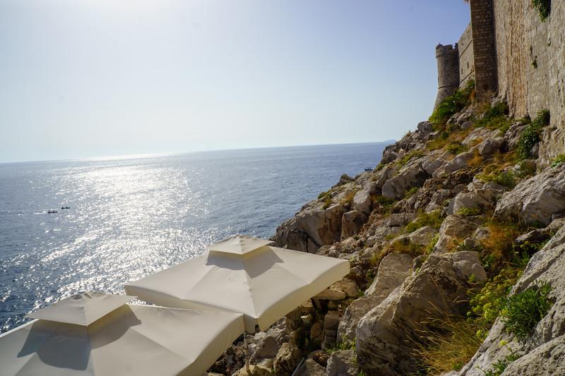 Dubrovnik: City Walls and Sunshine