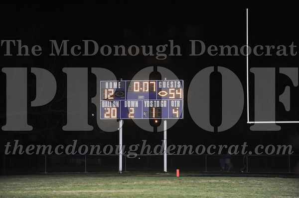 HS B Fb V BPCA vs Beardstown 10-14-11