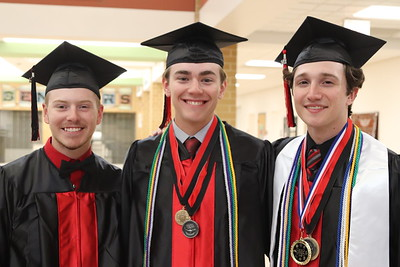 Washington Township High School Graduation 2021